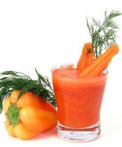 Carrot Pep-Up Juice