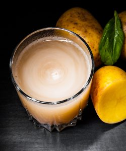 Sweet Potato Buzz juice