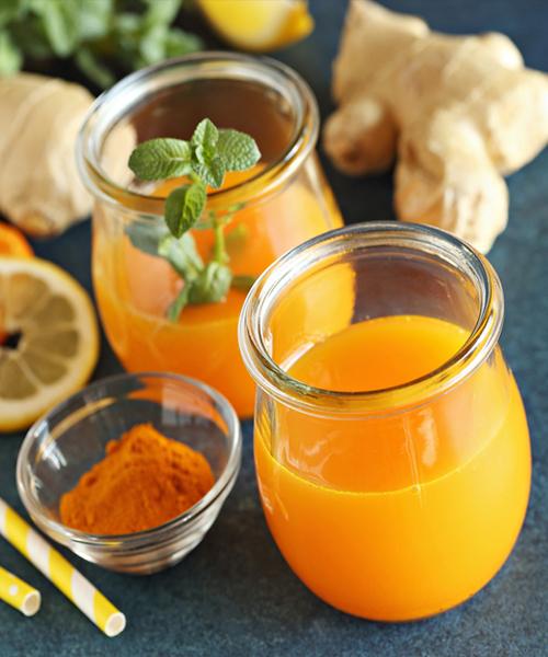 Vitamin C Booster Shot Juice