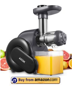 Aicok Slow Masticating Juicer - Best Masticating Juicer 2021