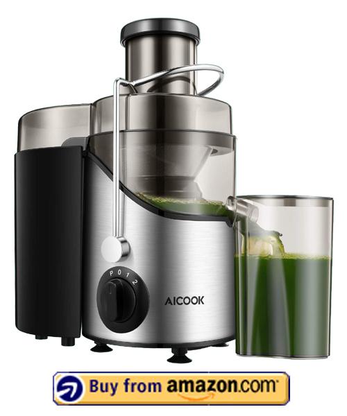 Aicook Juicer Machine - Best Centrifugal Juicer Under $50 2021