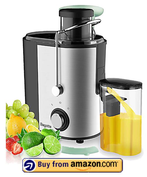 Bagotte Juice Extractor - Best Juicer under $50 2021