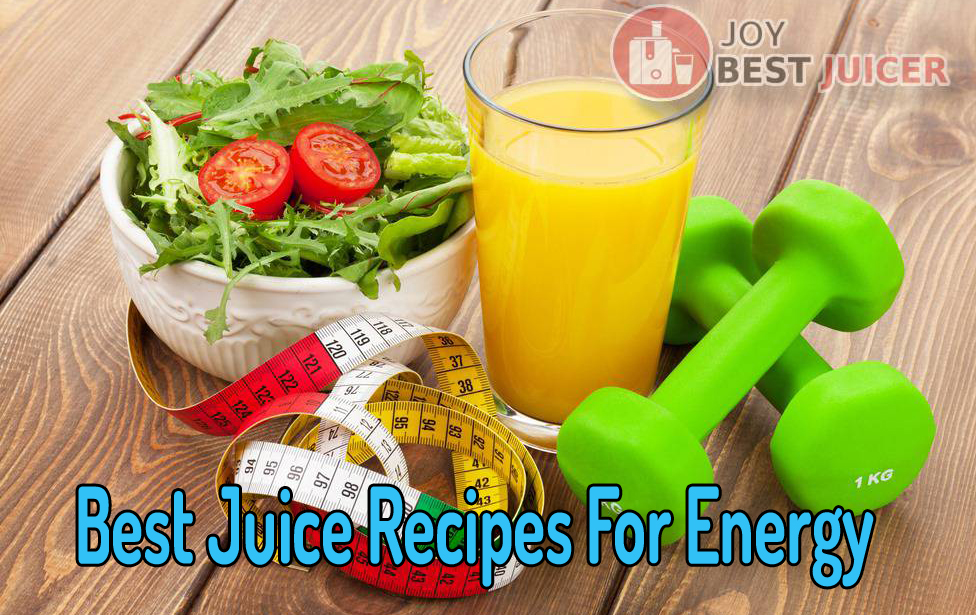 best juice recipes for energy