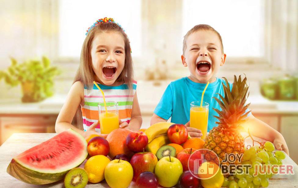 best juice recipes for kids