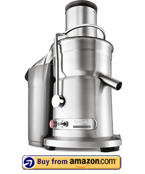 Breville 800JEXL - Best Centrifugal Juicer For Detox 2021
