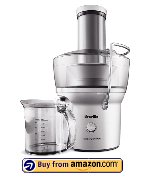 Breville BJE200XL - Best Budget Friendly Juicer For Detox 2021