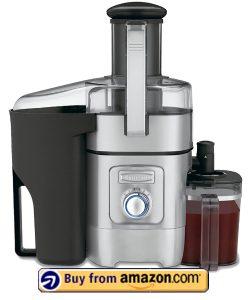 Cuisinart CJE-1000 - Best Juicer for Grape Fruits 2021