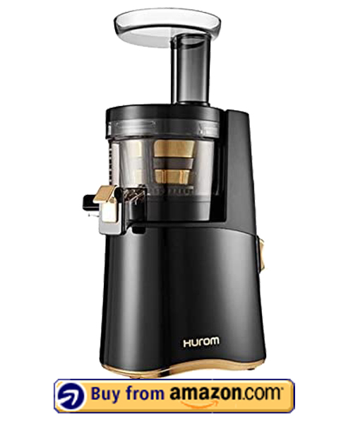 Hurom H-AA Slow Juicer - Best Hurom Masticating Juicer 2021