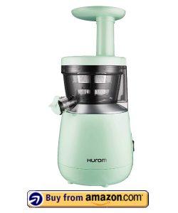 Hurom HP Slow Juicer - Best Vegetable Juicer 2021
