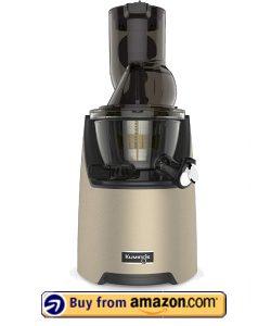 Kuvings Whole Slow Juicer EVO820CG - Best Apples Juicer 2021