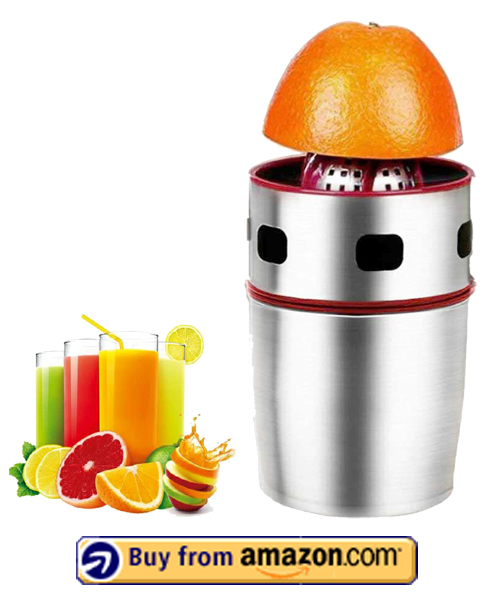 Lukasa Citrus Manual Juicer - Best Grapefruit Juicer 2021
