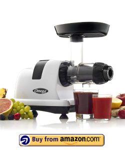 Omega J8006HDS - Best Pomegranate Juicer 2021