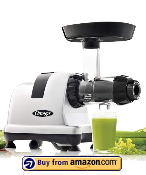 Omega MM900HDS - Best Omega Celery Juicer 2021