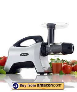 Omega NC1000HDS Juicer - Best Fruit Juicers 2021