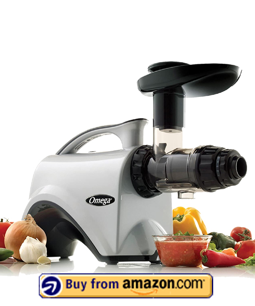 Omega NC800HDS - Best Omega Juicer For Detox 2021