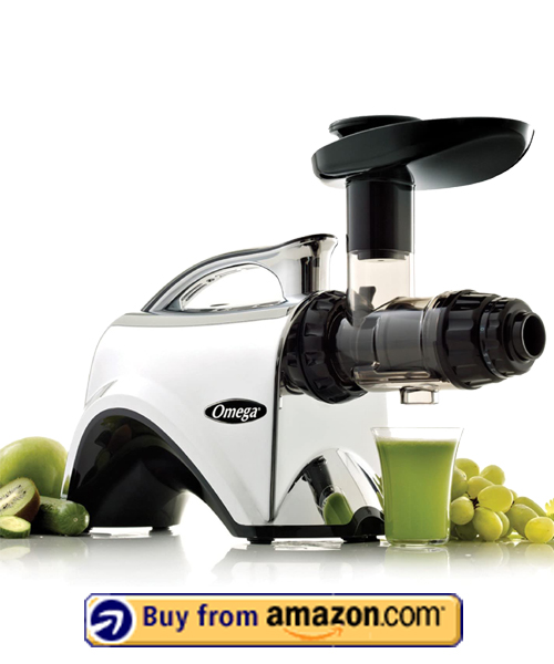 Omega NC900HDC Juicer - Best Omega Masticating Juicer 2021