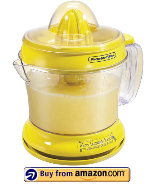 Proctor Silex Alex's Lemonade - Best Hand Juicer 2021