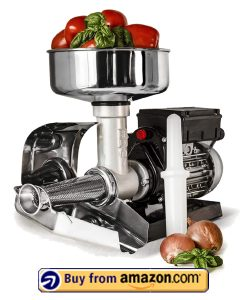 Raw Rutes Electric Tomato Strainer Machine - Best Electric Tomato Strainer 2021