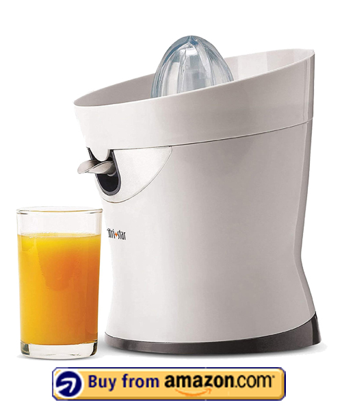 Tribest CitriStar Electric Citrus Juicer - Best Electric Juicer For Grapefruit 2021