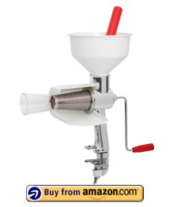 VICTORIA Strainer & Sauce Maker - Best Juicer For Tomatoes 2021