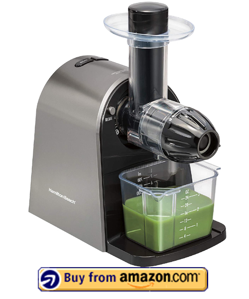 Hamilton Beach Masticating Juicer Machine