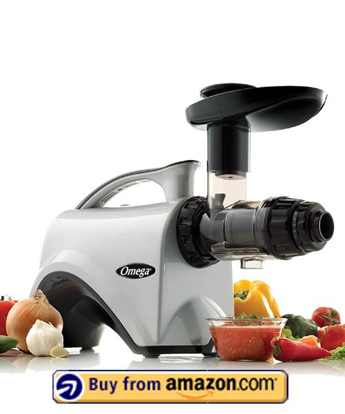Omega NC800HDS Juicer - Best Juicer for Ginger 2021